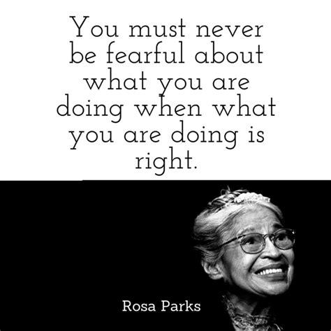rosa parks quotes  courage quotesgram