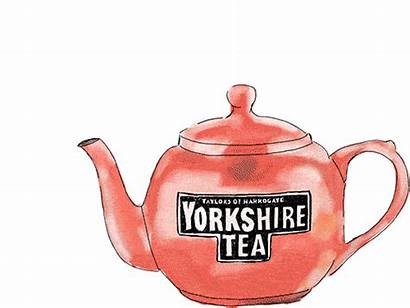 Teapot Tea Yorkshire Cup Proper Water Brew