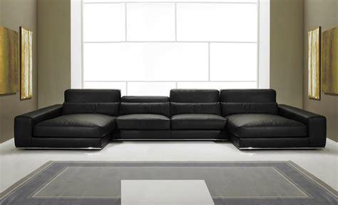 Divano Angolare 260 X 180 : Divano In Pelle Design Aramis