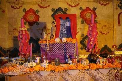 Muertos Copal Incense Altar Dia Dead Spanish