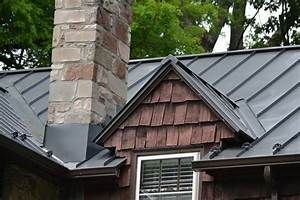 Metal Roofing Chimney Flashing