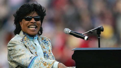 Musicians and artists pay tribute to Little Richard