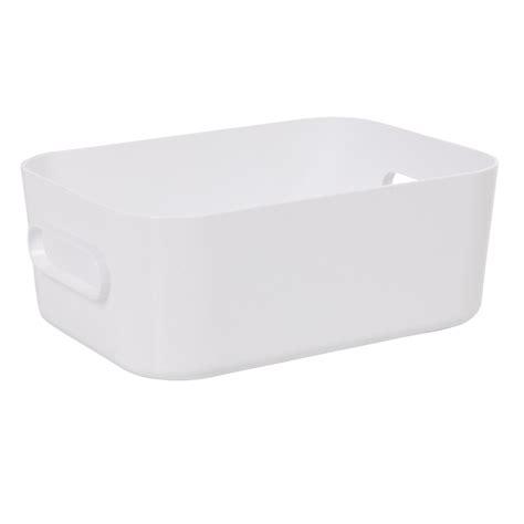 bo 238 te de rangement salle de bain blanche taille s