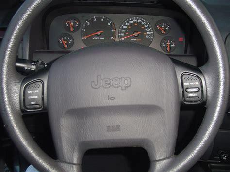 jeep xj steering wheel control de velocidad