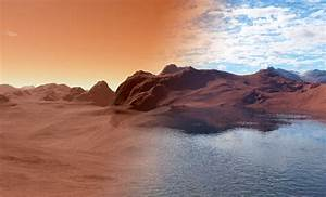 Study: Martian Surface Water Was Absorbed by Planet's ...