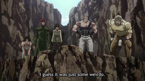 jojo anime episode 1 dub jojo s adventure stardust crusaders episode 13
