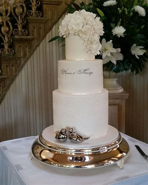 kats cakes wedding cakes doncaster easy weddings