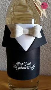 Kleine Geschenke Verpacken : gute idee um eine flasche als geschenk zu verpacken kleine geschenke ~ Orissabook.com Haus und Dekorationen