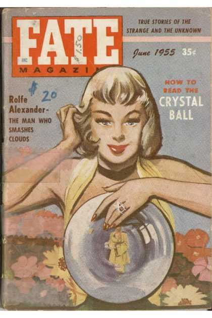 vintage fate magazine covers    vintage everyday