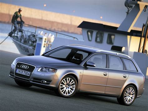 Audi A4 3.2 Tdi Quattro Avant Wallpapers
