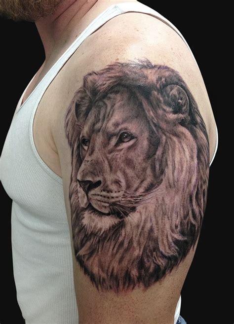 Best 25+ Lion Tattoo Design Ideas On Pinterest Lion
