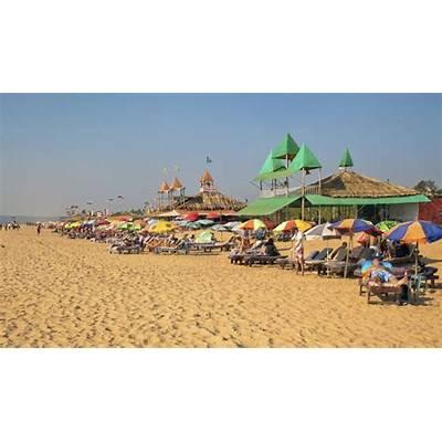 Candolim Beach in GoaCandolim TourCandolim
