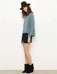 Bottines Avec Robe : comment associer ses bottes ses jupes elle ~ Carolinahurricanesstore.com Idées de Décoration