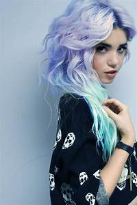 Periwinkle Hair Colors Of The Rainbow Pinterest