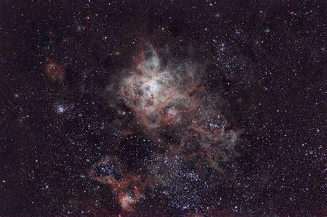 tarantula nebula  doradus astronomy magazine