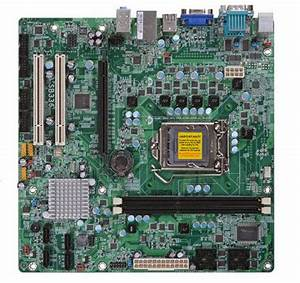 Motherboard With Processor I3