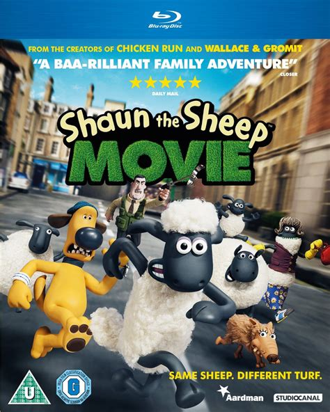 Movie Review Shaun The Sheep She Scribes