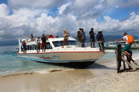 Ferry Gili T To Lombok by Gili To Bali Fast Boat Ferry The Travelling Squid