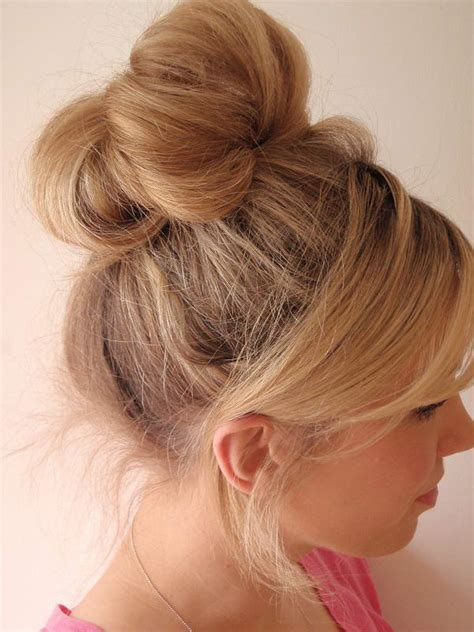 Try Messy Buns And Style Up Your Boring Long Hair