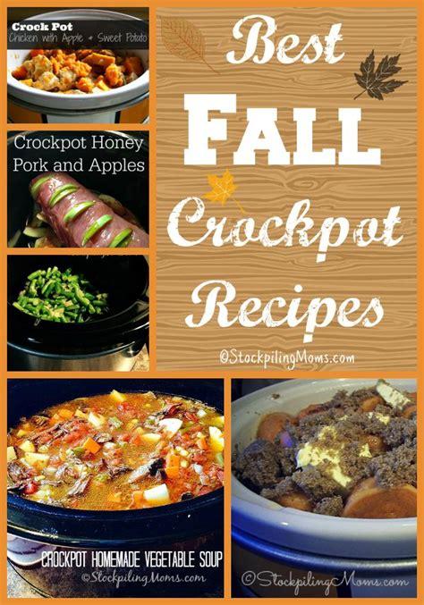best crock pot meals best fall crockpot recipes