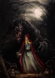 Red Riding Hood by DarioJart on DeviantArt