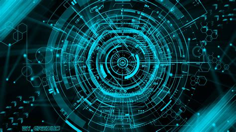 Techno Background Cool Techno Backgrounds Wallpaper Cave