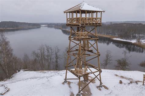 Cieceres ezera skatu tornis | LAAAB