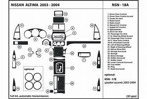 Dl Auto U00ae Nissan Altima 2003