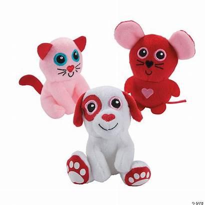 Valentine Stuffed Animals Anime Plush Valentines Toys