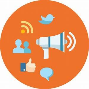 Advertising, blogging, bullhorn, comment, communication ...