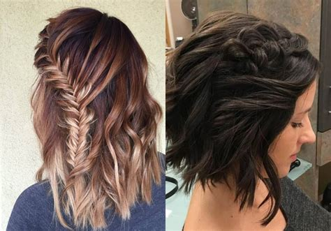 Lovely & Timeless Messy Braids Hairstyles 2017