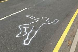 Dead Body Outline Clipart - Clipart Suggest