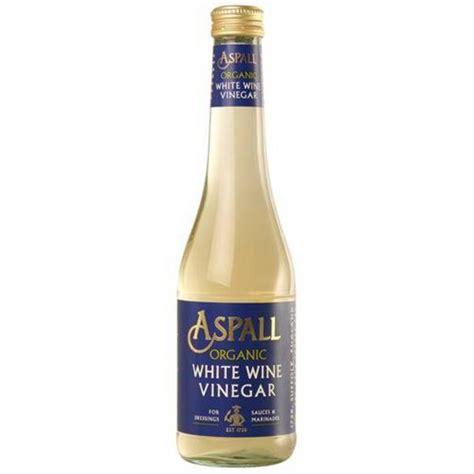 white vinegar substitute organic white wine vinegar in 350ml from aspall