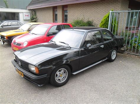 Opel Ascona For Sale by 1979 Opel Ascona 400 Related Infomation Specifications