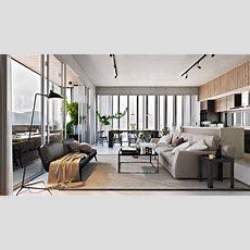 Smart Interior Design Multifunctional Living Room