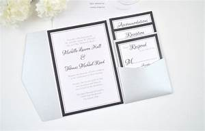 diy pocket wedding invitations canada mini bridal With pocketfold wedding invitations canada