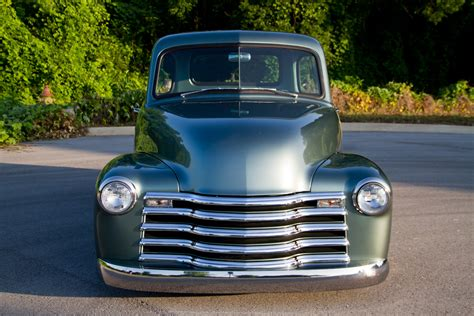 1953 Chevrolet Truck by 1953 Chevy Truck The Third Act
