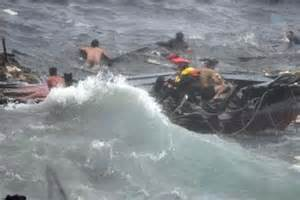 Refugee Boat Crash Christmas Island by Refugees In Indonesia Have Expressed Sadness At The