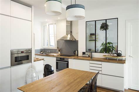 cuisine appartement décoration appartement cuisine ouverte déco sphair