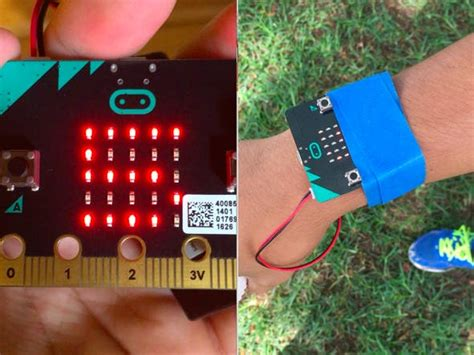 wearable projects  microbit