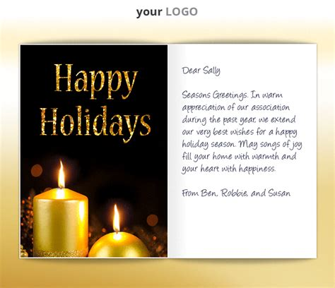 christmas greeting company ecards for business