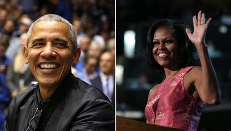 Obamas deemed world's most admired man and woman - poll ...