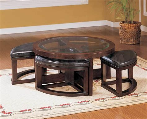coffee table with ottomans underneath coffee table with ottomans underneath decofurnish