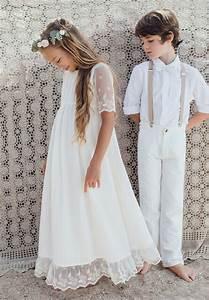Tenue Mariage Boheme : robe bapteme boheme ~ Dallasstarsshop.com Idées de Décoration