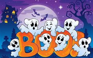 Cute Halloween Ghost Wallpapers – Festival Collections