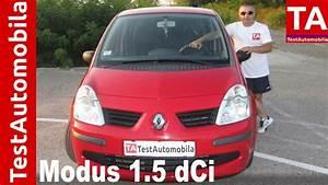 Batterie Modus 1 5 Dci : renault modus 1 5 dci test youtube ~ Melissatoandfro.com Idées de Décoration