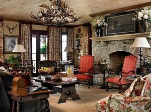Francie, Hargrove, Rooms, Rustic, Elegance