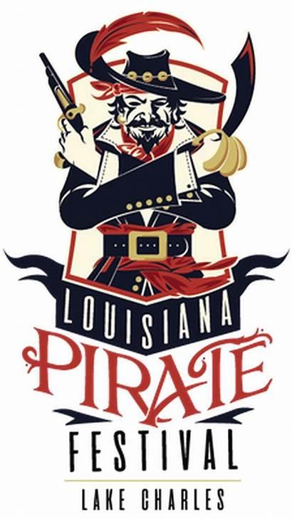 Pirate Louisiana Festival Pirates Charles Lake Festivals