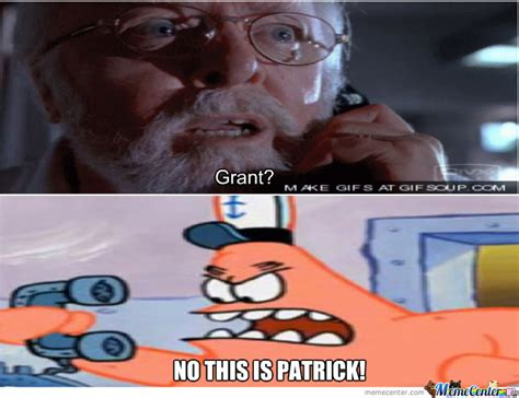 This Is Meme - no this is patrick by homelesswookie meme center
