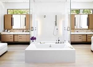 idee deco chambre moderne 8 id233es salle de bain avec With chambre de bain decoration